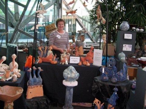 pottery expo